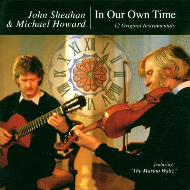 The Dubliners: In Our Own Time: John Sheahan - Discography