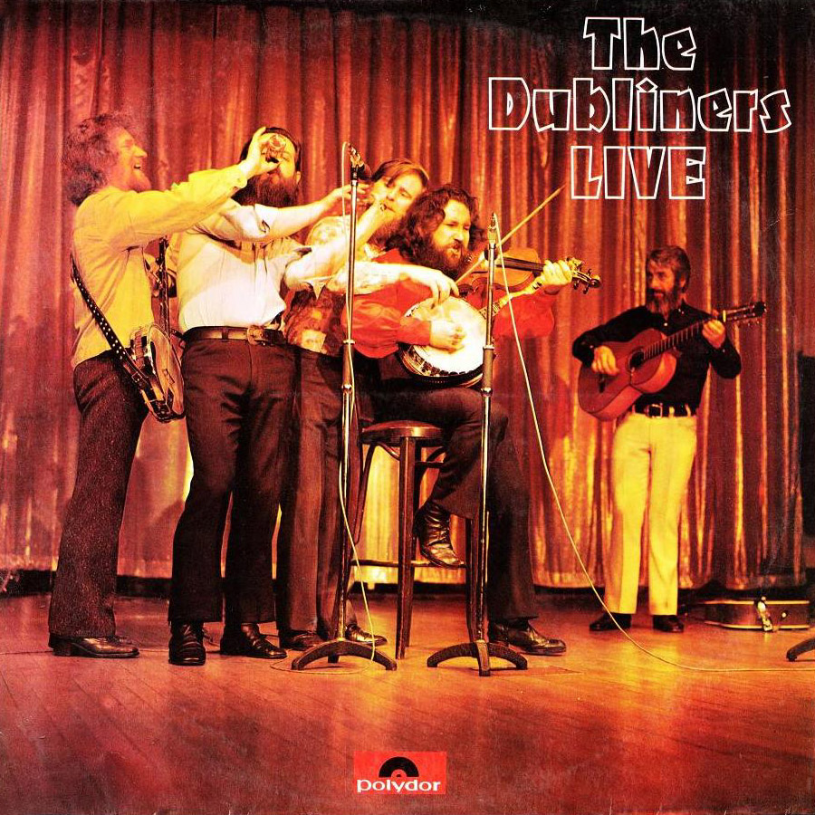 The Dubliners Discography Live