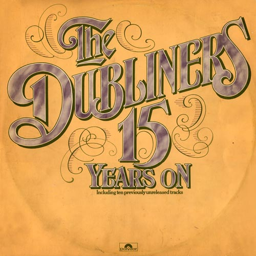 the dubliners discography 15 years on