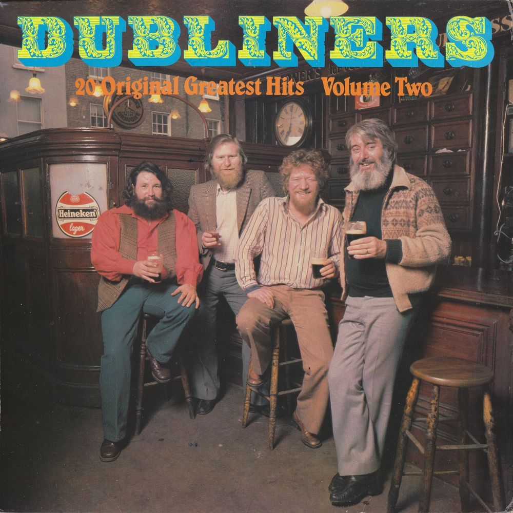 Dubliners, The - Parcel Of Rogues